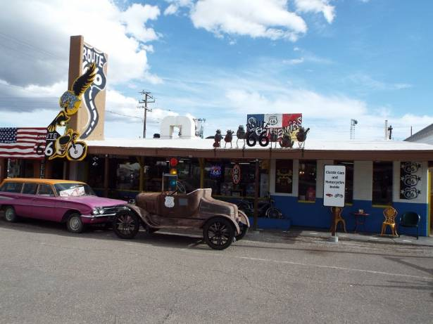 Route 66 / Seligman Commercial Historic District