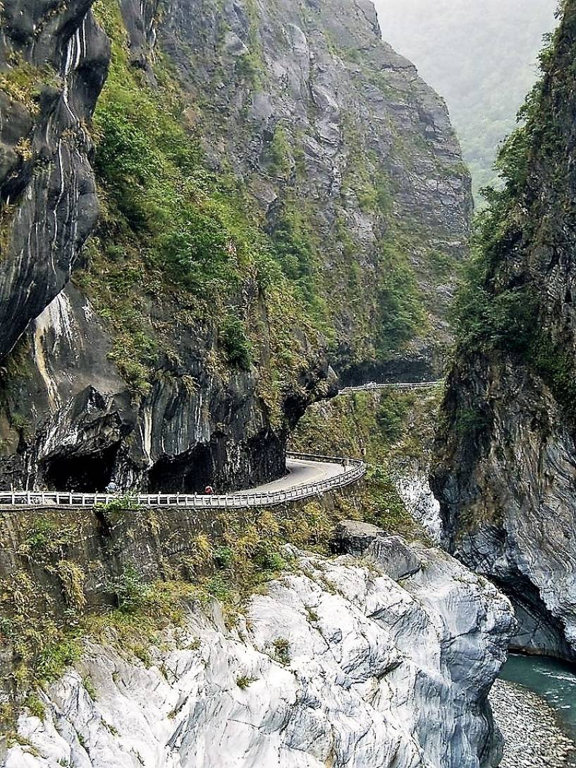 Central Cross-Island Highway No.8 / Taroko National Park