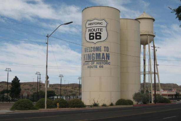 Route 66 / Kingman